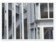 ISAT supplemental steel design engineering services