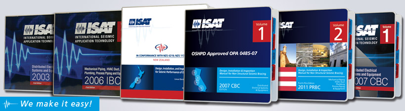 ISAT Seismic Design and Building Code Manuals