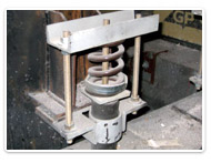 Vertical Pipe Riser Isolation Guides and Anchors