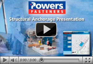 Structural Anchoring Video