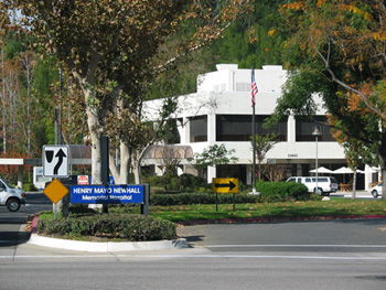 Henry Mayo Newhall Memorial Hospital Seismic Retrofit
