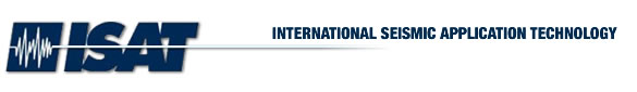 ISAT - International Seismic Application Technology