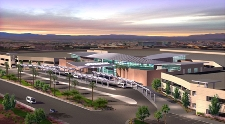 McCarran International Airport, Consolidated Rental Facility