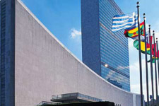 United Nations Headquarters Building