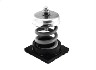 Free-Standing Spring Isolators (Model FDS)