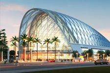 Anaheim Regional Transportation Intermodal Center (ARTIC) - Anaheim, CA