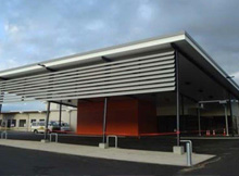 Whakatane Hospital Seismic Bracing Project by ISAT